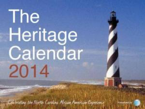 2014 Heritage Calendar, presented by AT&T