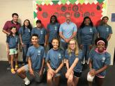 IMAGES: Sponsors send 10 Wake County kids to summer camp