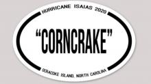 IMAGE: 'Corncrake' slip-up could bring in money for Ocracoke Island