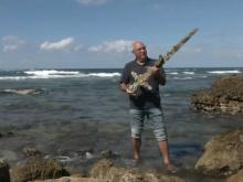 Knight's 900-year-old sword found by scuba diver
