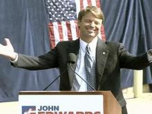 John Edwards in Iowa