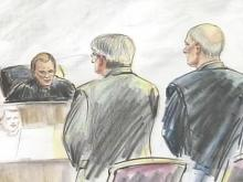 Black Pleads Guilty to Corruption Charge
