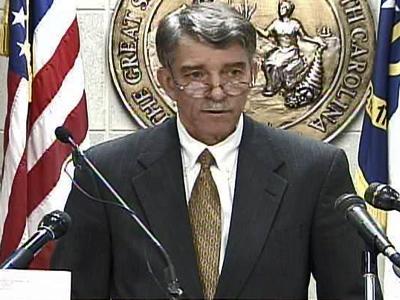House Speaker Joe Hackney, D-Orange