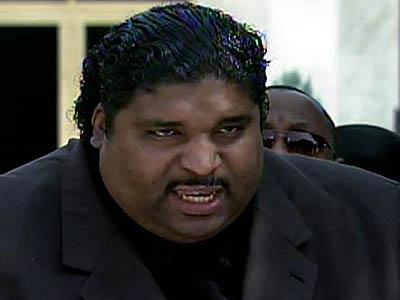 State NAACP President William Barber