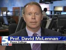 Prof Discusses 2008 U.S. Senate Race