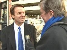 WEB ONLY: John Edwards Interview With David Crabtree