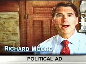 Richard Moore political ad