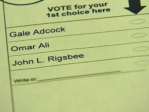 ballot generic, voting, elections