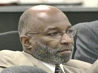 Thomas Wright at ethics hearing