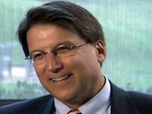 One-on-One: Pat McCrory