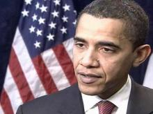 Obama Shifts Campaign to Iraq, Security