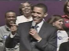 Barack Obama's Town Hall Meeting in Greensboro