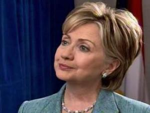 Hillary Clinton Talks With WRAL's David Crabtree