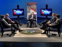 GOP Gubernatorial Candidates Meet on TV