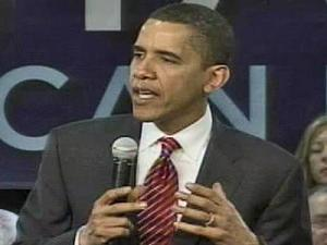 Obama Hosts Town Hall Meeting in Raleigh