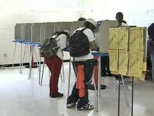 Candidates yield way to voters