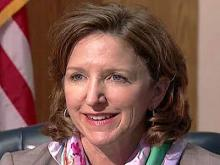 WEB ONLY: Senate candidate Kay Hagan