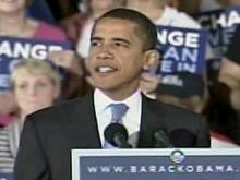 Obama thanks North Carolina voters on primary election night