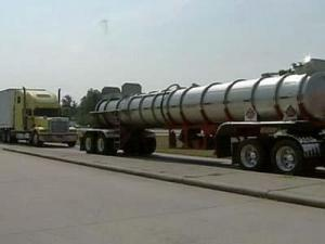 Lawmakers consider truck restrictions