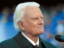 A look at evangelist Billy Graham through the years.