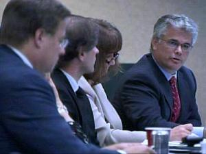 County Manager David Cooke has said supervisors typically review employees' expenses before approving them.