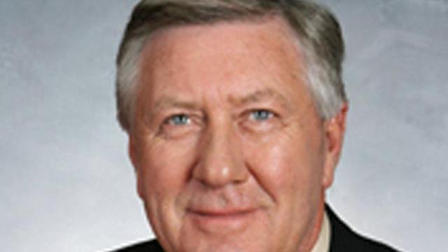 N.C. Rep. William Brisson, D-District 22.