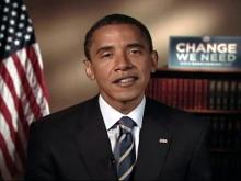 Web Only: Obama touts N.C. campaign