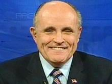 Exclusive: Giuliani talks about McCain's N.C. chances