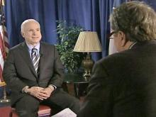 Web only: One-on-one with John McCain