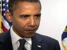 Web Only: One-on-one interview with Obama
