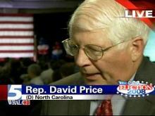 Price: Hagan's victory will help Senate