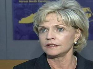 Governor-elect Beverly Perdue
