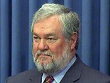 N.C. Transportation Secretary Gene Conti