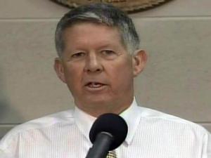 Sen. Marc Basnight, D-Dare