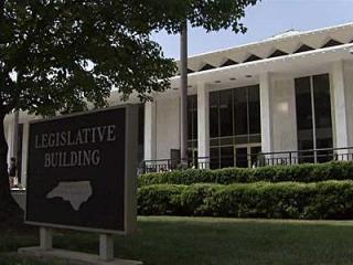 North Carolina Legislature Building (4x3)