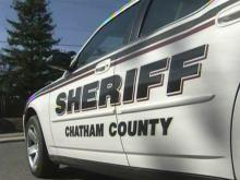 Chatham County Sheriff's Office cruiser