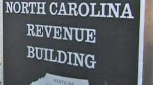 IMAGES: Some automatic payments accidentally drafted twice from NC taxpayers' bank accounts