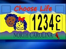 Proposed license plate divides N.C. lawmakers