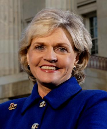 Official state portrait of Gov. Bev Perdue