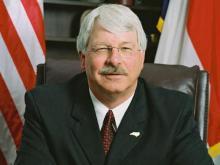 Commissioner of Agriculture Steve Troxler