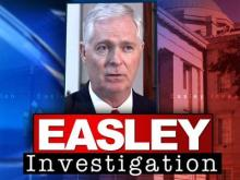 Mike Easley Investigation graphic