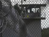Prison generic, barbed wire, razor wire