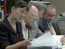 Political watchdogs weigh in on Easley hearing