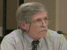 Bob Hall, executive director of Democracy North Carolina