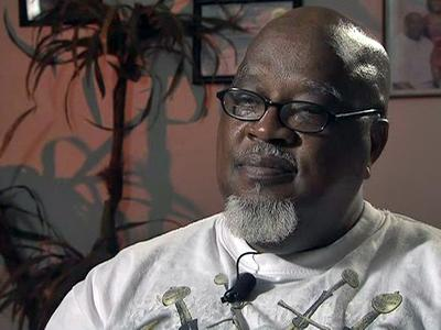 James Tyrone Woodson was convicted of first-degree murder in 1974. Since then, he says, he's transformed his life, and credits his faith for the change.