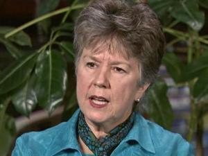 Wake County school board member Eleanor Goettee