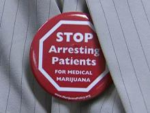 Lawmaker sponsors rally for medical marijuana