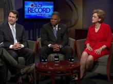 Senate candidates go 'On the Record'