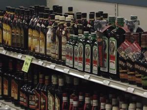 Liquor store, ABC store, liquor generic