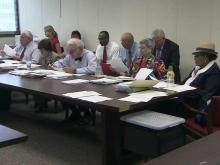 Lawmakers race to meet state budget deadline